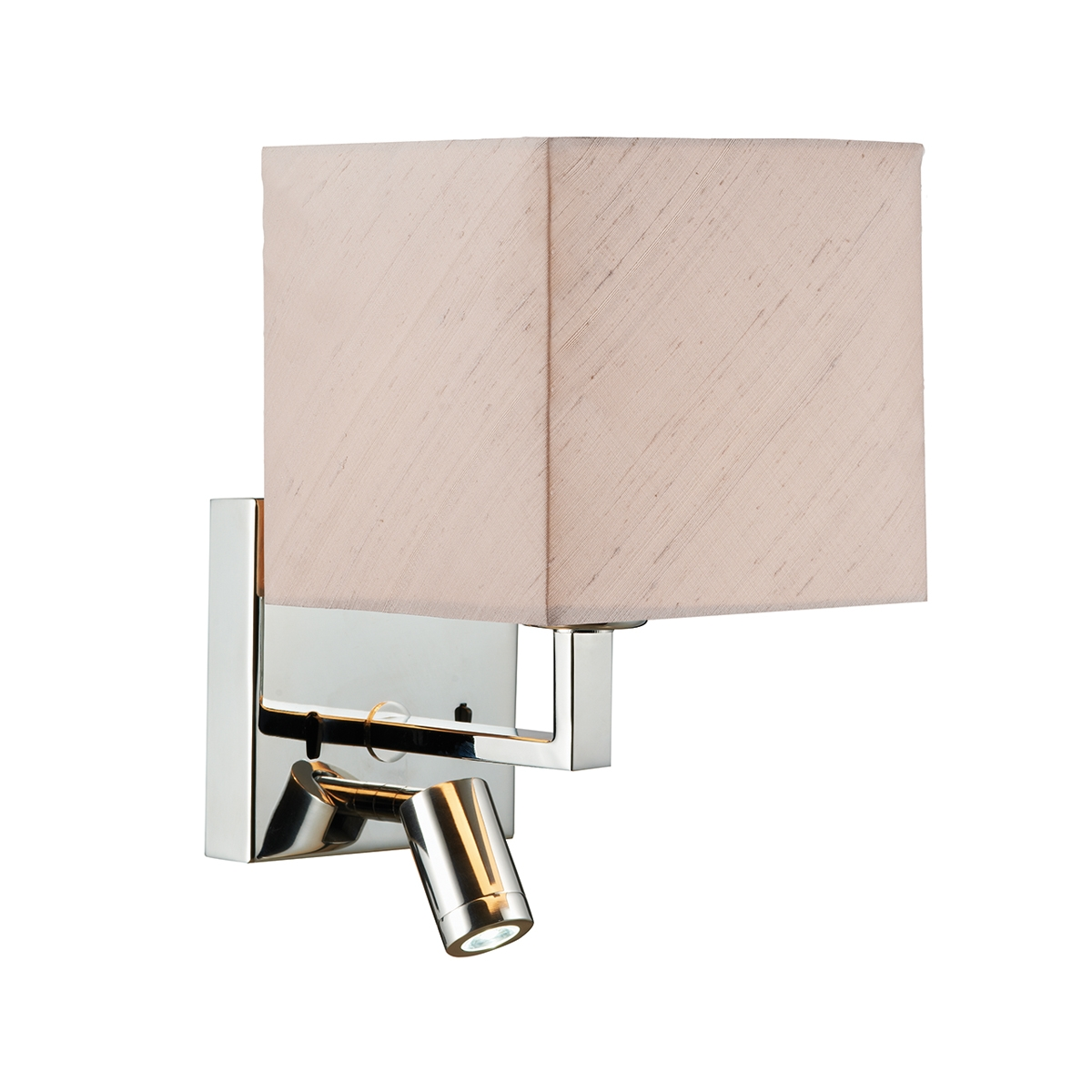 Anvil Wall Light with LED Arm