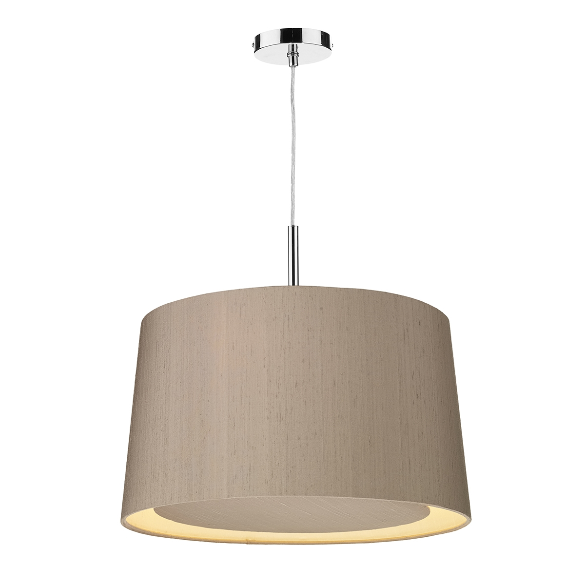 Hastings 50cm 3 Light Two Tone