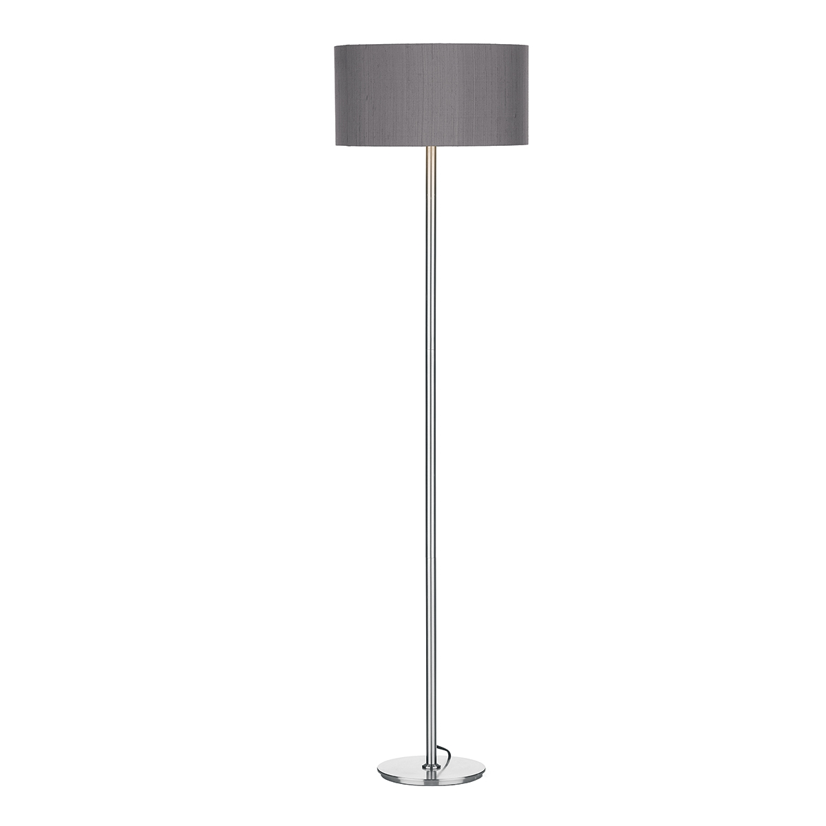 Rimini Floor lamp Satin Chrome
