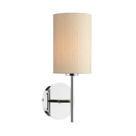 Tuscan Wall Light Polished Chrome