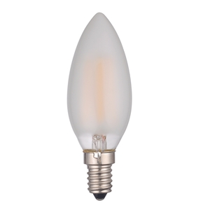 Candle Lamp 4w E14 LED Frosted