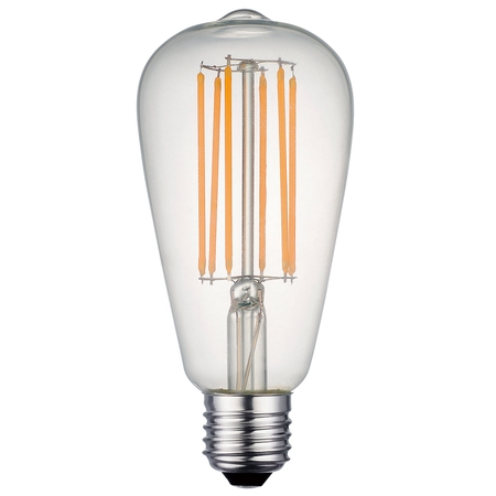 Rustika Filament 7w E27 LED Clear
