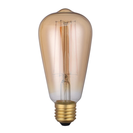 Vintage Rustika Filament 4w E27 LED Lamp