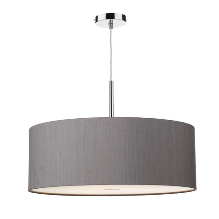 Ellington 60cm Shaded Pendant
