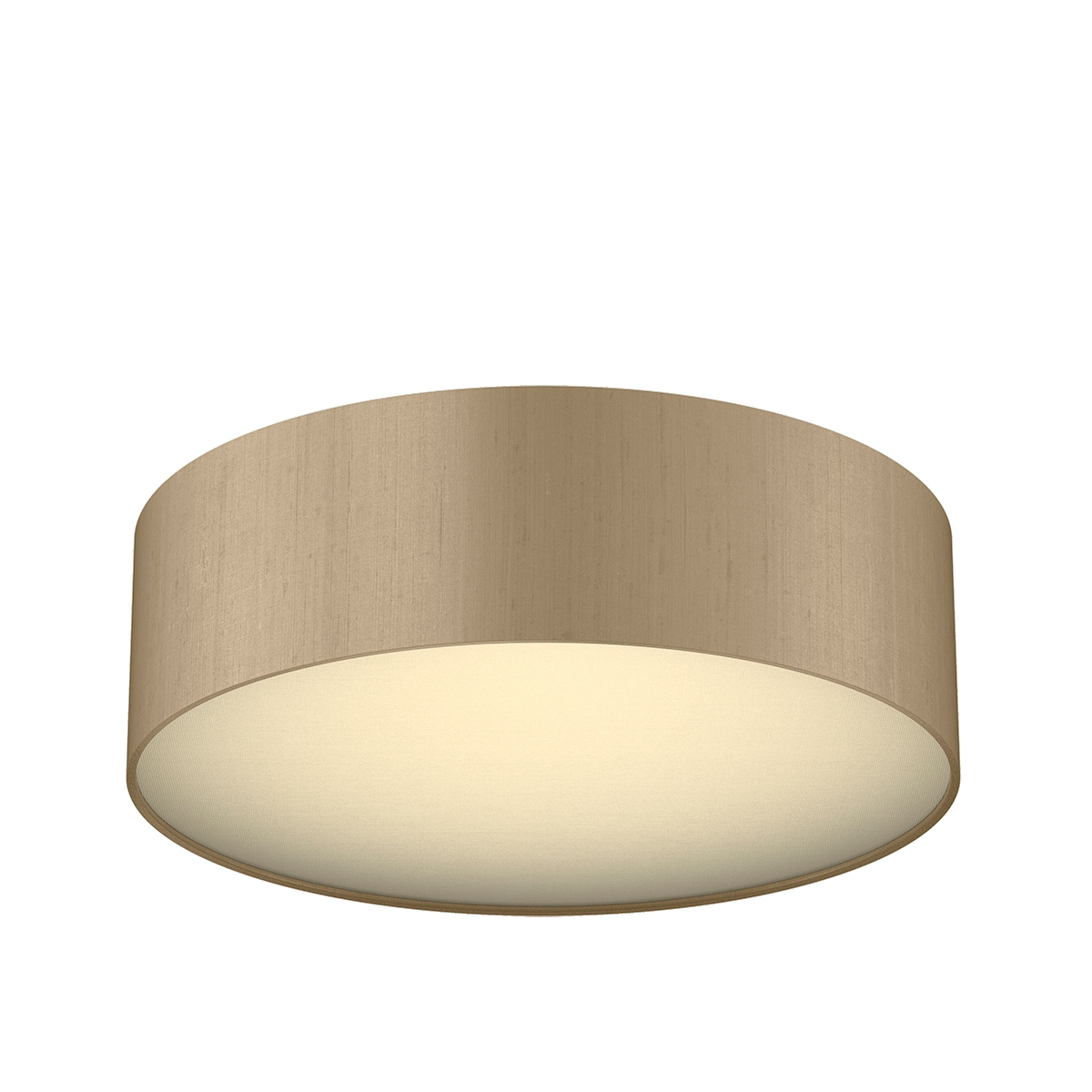 Paolo 50cm 3 Light Ceiling Flush