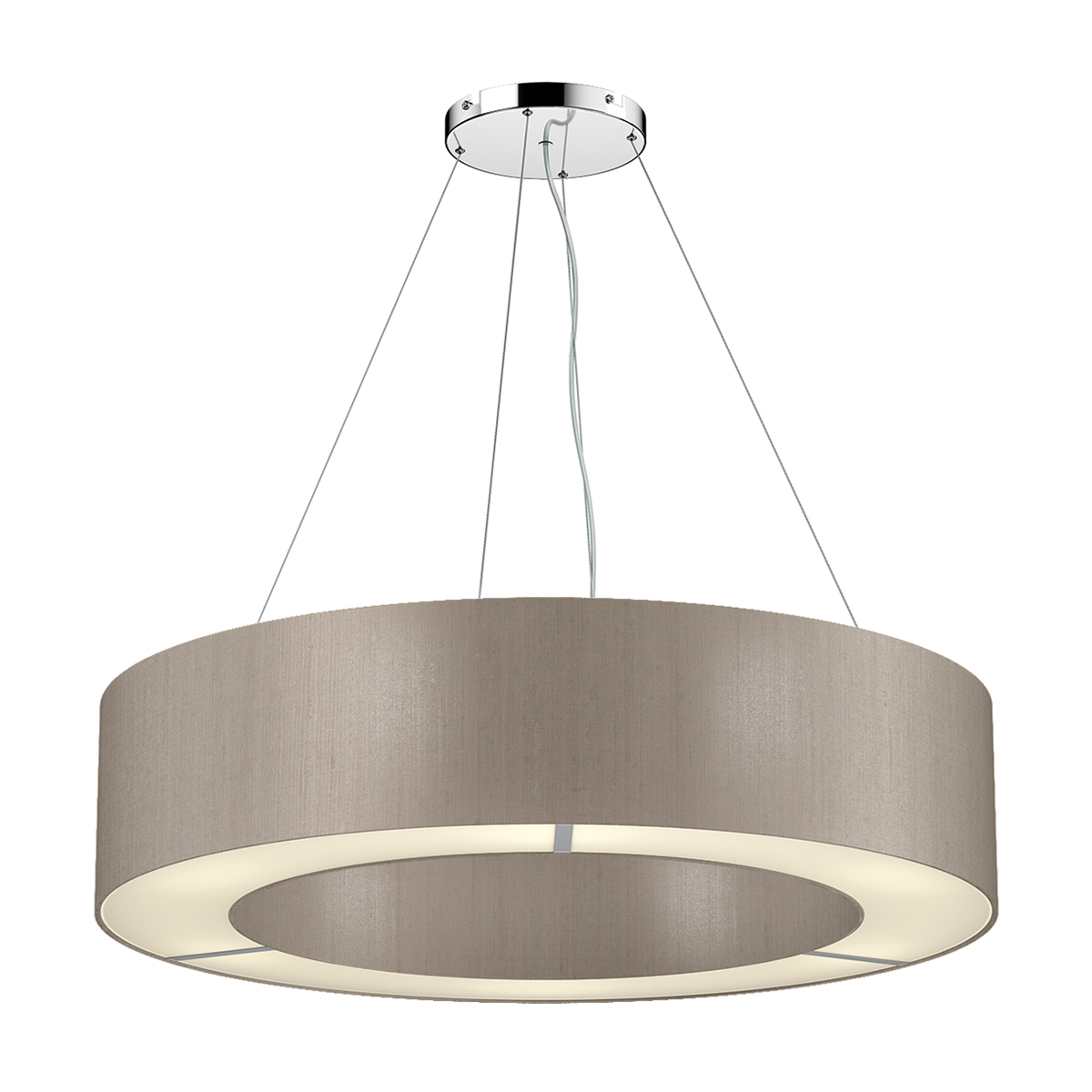 Polo 50cm 4 Light Pendant