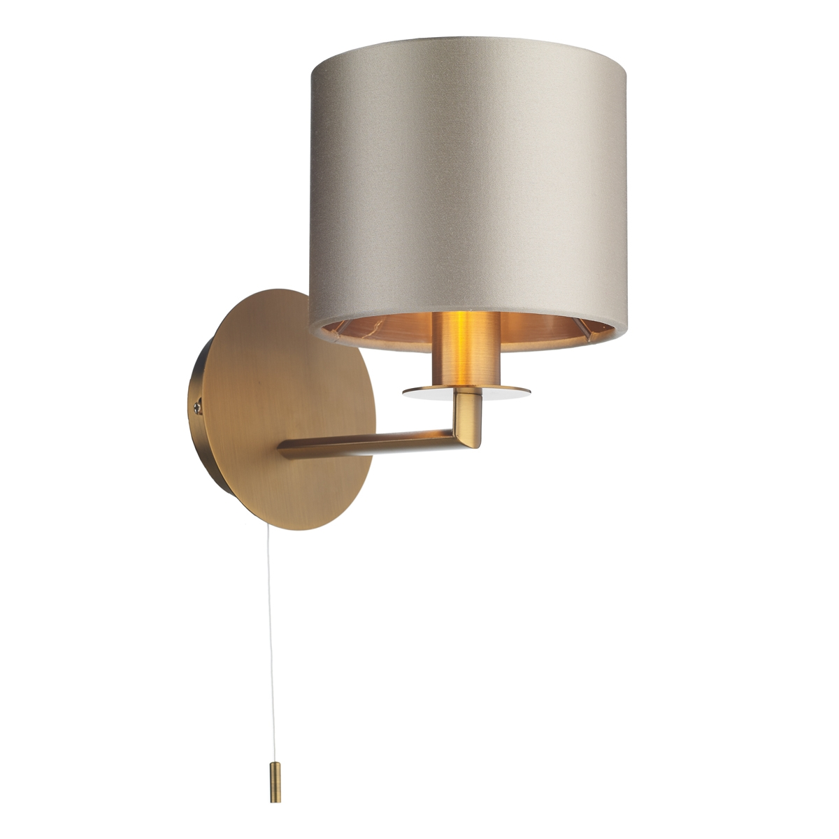 Rex Single Wall Light Bronze